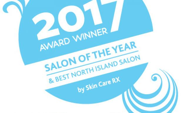 SkincareRX Therapist of the year